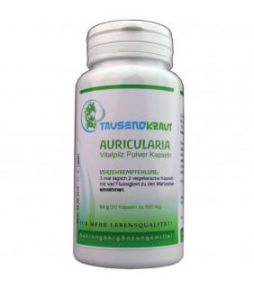 Auricularia Pulver (90 Kapseln)