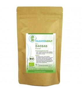 Bio Baobab Pulver (200g)
