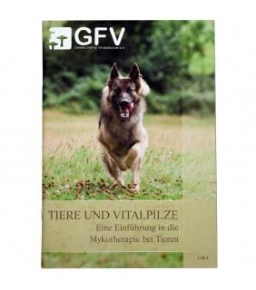 Broschüre: Tiere und Vitalpilze