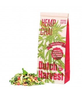 Dutch Harvest BIO Hanf Tee - Hemp Chai