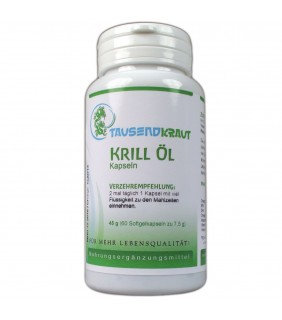 Krill Öl (60 Kapseln)