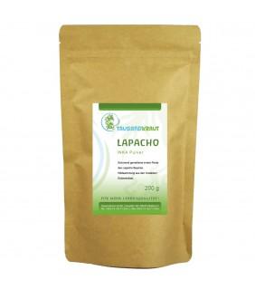 Lapacho Rinde INKA Pulver (200g)