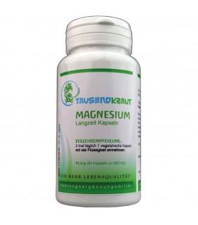 Magnesium Langzeit (90 Kapseln)