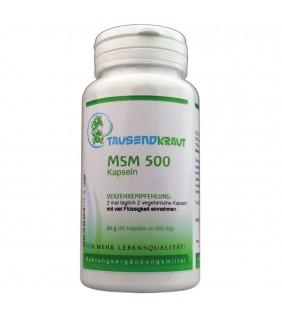 MSM 500 (90 Kapseln)