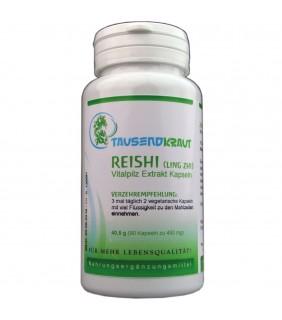 Reishi Vitalpilz Extrakt (90 Kapseln)