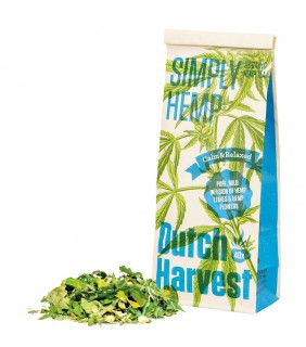 Dutch Harvest BIO Hanf Tee - Simply Hemp (40g)