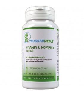 Vitamin C Komplex Kapseln