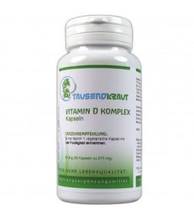 Vitamin D Komplex Kapseln