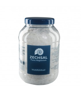 Zechsal Magnesium Wohlfühlbad (2kg)