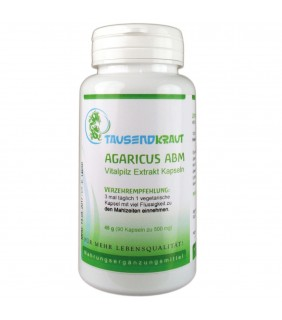 Agaricus ABM Extrakt (90 Kapseln)