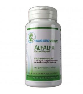 Alfalfa Extrakt (90 Kapseln)