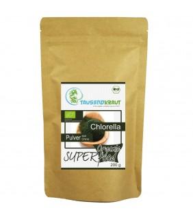 Chlorella Pulver BIO (200g)