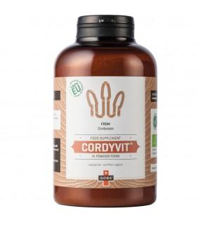 Goba BIO CordyVit® Cordyceps Pulver (250g)