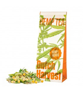 Dutch Harvest Hanf Tee - Hemp & Herbs