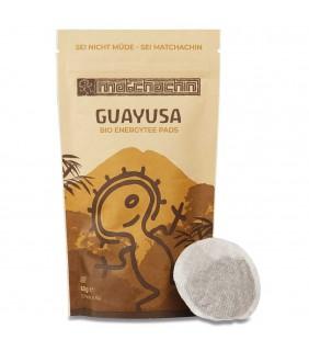 Guayusa Energypads BIO (60 g)