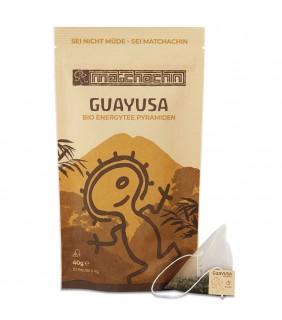 Guayusa Energypyramiden BIO (40 g)