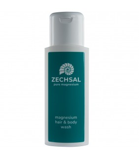 Zechsal Magnesium Hair & Body Wash (200ml)