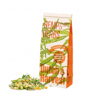 Dutch Harvest BIO Hanf Tee - Hemp & Herbs