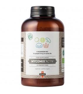 Goba BIO MycoMix® Activ - Pulver (200g)