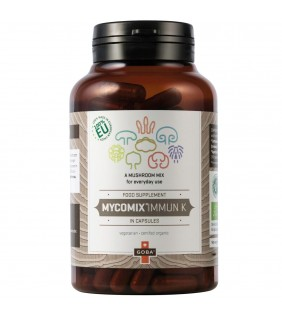 Goba BIO MycoMix® Immun K (140 Kapseln)