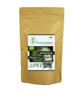 Weizengras Pulver BIO