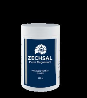 Zechsal Magnesiumcitrat Pulver