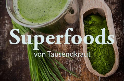 Tausendkraut Superfoods