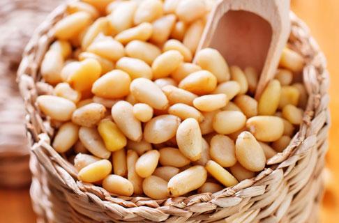Superfood Nüsse und Samen