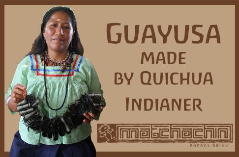 Guayusa Energy Tee