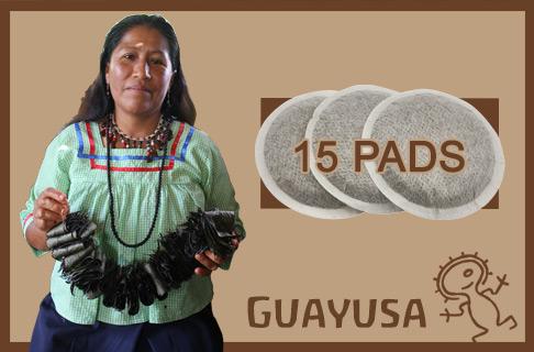 Guayusa Energy Pads